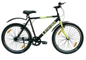 """TATA Stryder I Ride Model- MTB Speed Bicycle Full Heavy Tyre Cycle Size- 26"""" Inches, Semi Installed I Ride Model- MTB Speed Bicycle Full Heavy Tyre Road Bike, Cycle Size- 26"""" Inches, Semi Installed"""