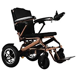Easy Move Automatic Folding Electric Wheelchair with Lithium Battery