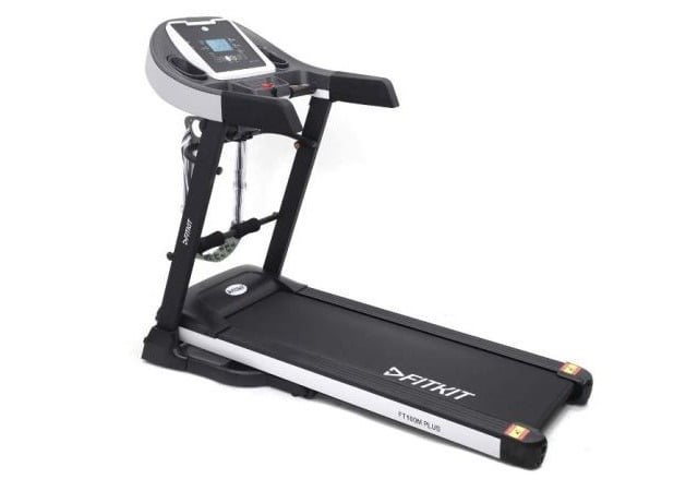 Fitkit FT100M Series 1.75HP (3.25HP Peak) Motorized Treadmill With Free at Home Installation Services and Free Diet & Fitness Plan, Is cycling good for health