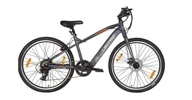 Hero Lectro Clix 26T 7 Speed Electric Cycle