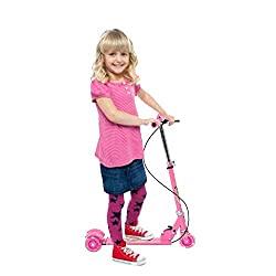 Leg Push Scooter Cycle