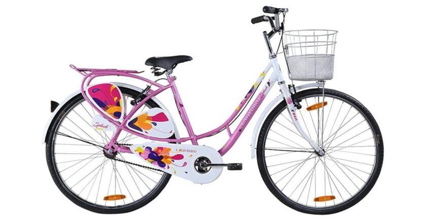 Girls Bicycle BSA Ladybird Splash 26T Bicycle (New Version)