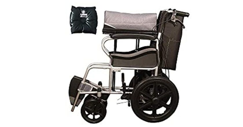 Wheelchair Lightweight Foldable