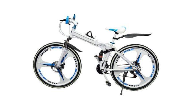 HITECH Mountain Bike Cycle BMW 26 Inch High Carbon Steel Frame