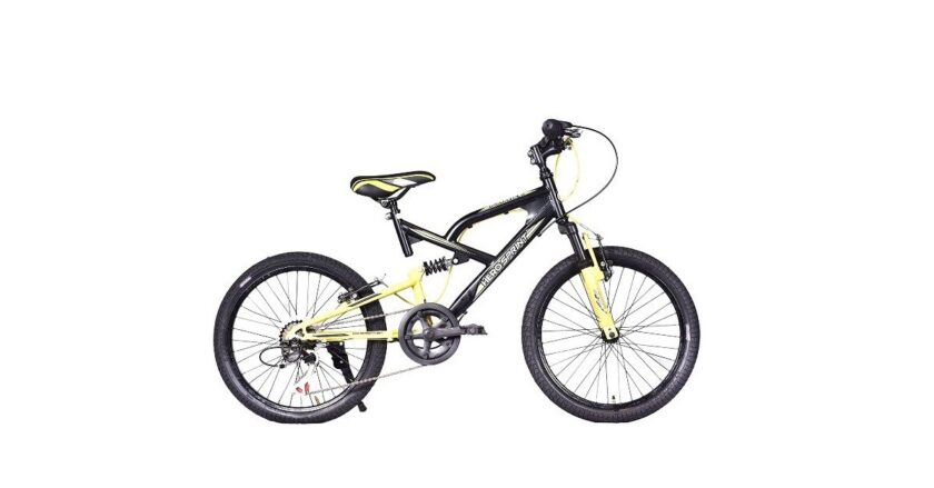 Hero Flake 20T 6 Speed Cycle (Ideal For 7 to 9 Years )2