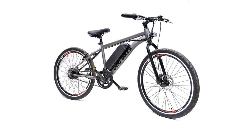 e Bicycle in India ODO Bikes MS Frame Hawk E-Bicycle